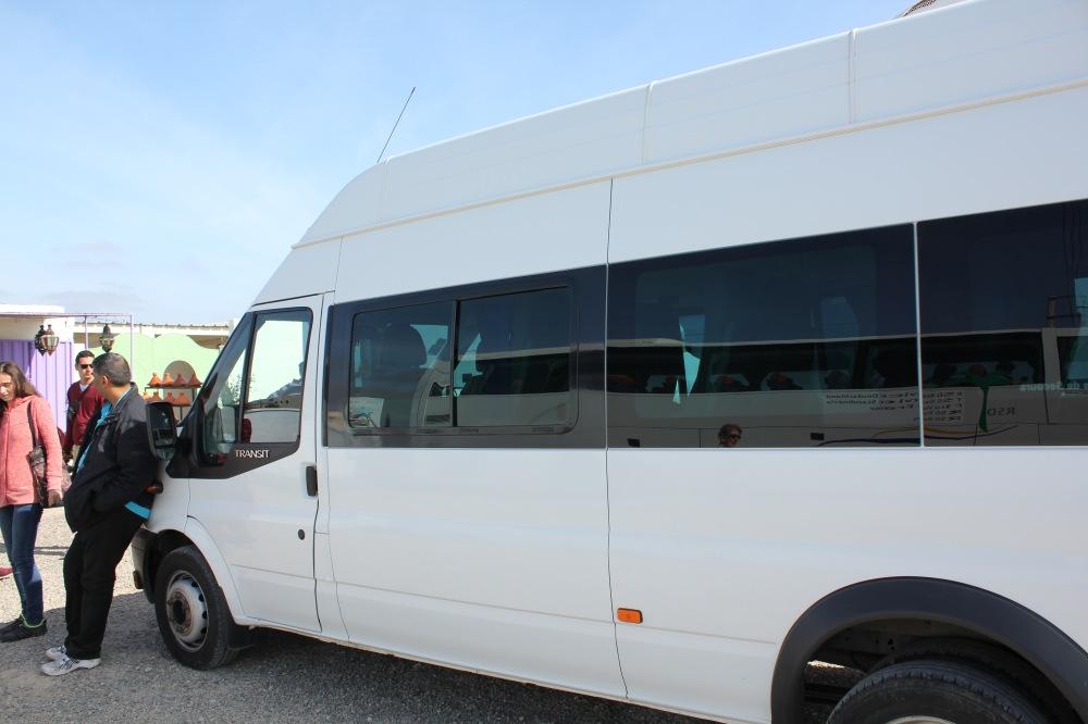 Otobüsümüz